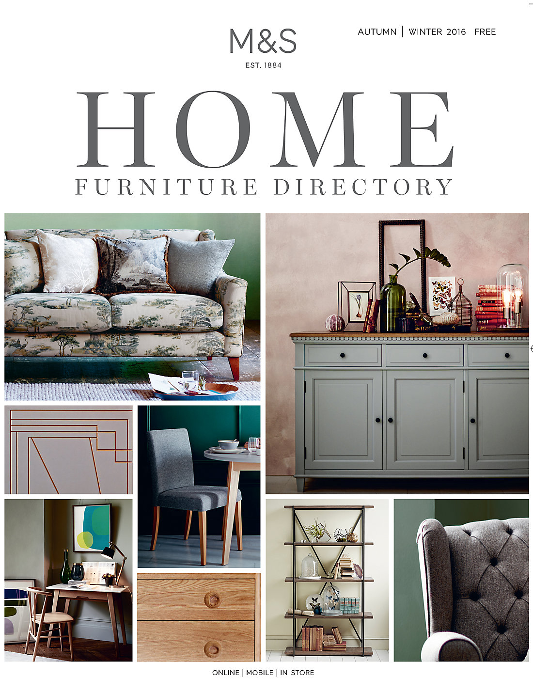 Delightful Free Furniture Directory  Autumn / Winter 2016