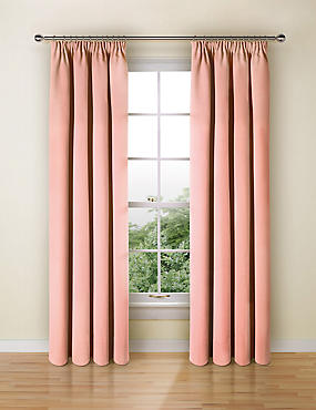 Blackout Curtains, SOFT PINK, catlanding