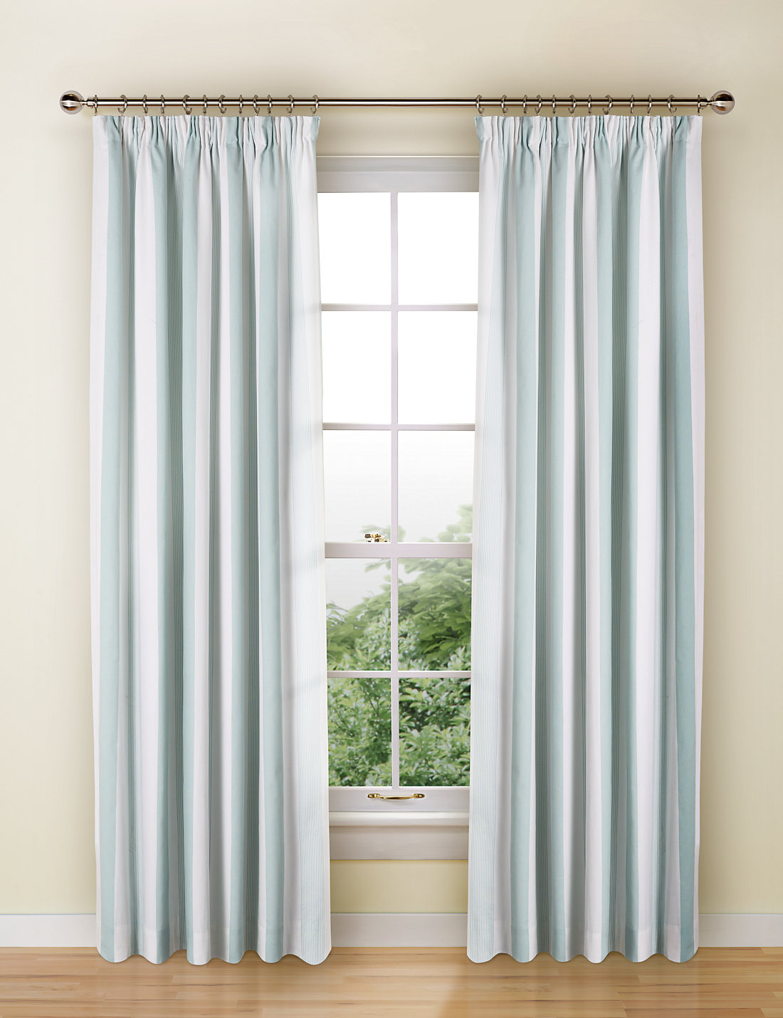 Hadley Stripe Blackout Curtains