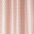 Isla Jacquard Curtains, SOFT PINK, swatch
