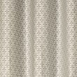 Isla Jacquard Curtains, GREY, swatch