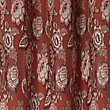 Rosalie Jacquard Eyelet Curtains, TERRACOTTA MIX, swatch