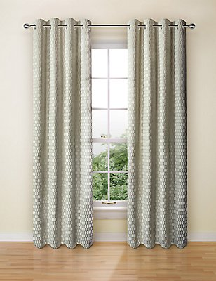 Ovaler Vorhang aus Samt, MINTTÜRKIS, catlanding