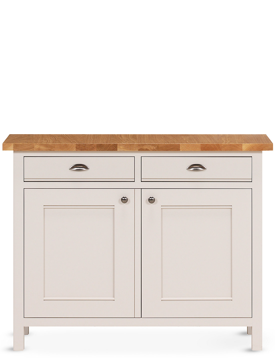 Sideboard Rimini Collection Four Door Sideboard White
