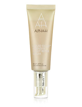 Liquid Gold™ Intensive Night Repair Serum 50ml, , catlanding