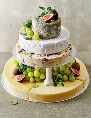 Small Cheese Celebration Cake MS
