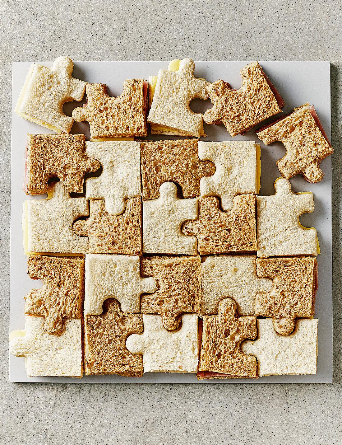 Children's Jigsaw Platter - 24 Pieces