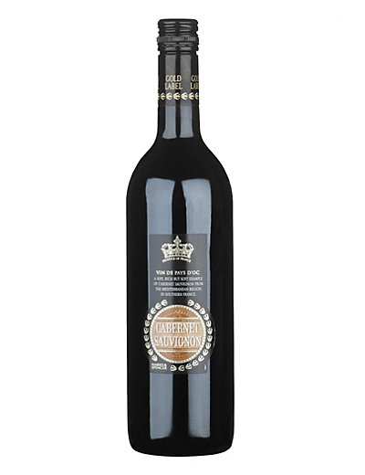 Gold Label Cabernet Sauvignon - Case of 6 Wine