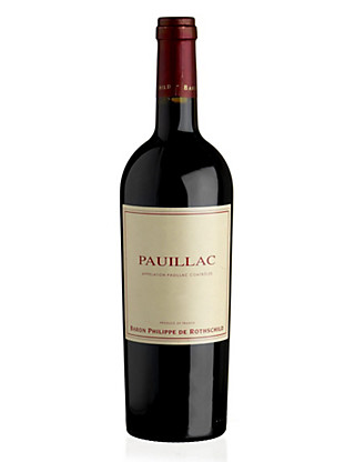 Rothschild Pauillac - Single Bottle Wine