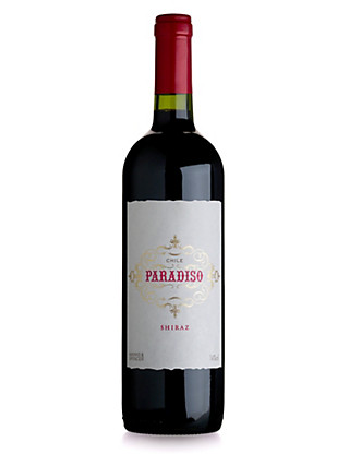 Paradiso Shiraz - Case of 6 Wine