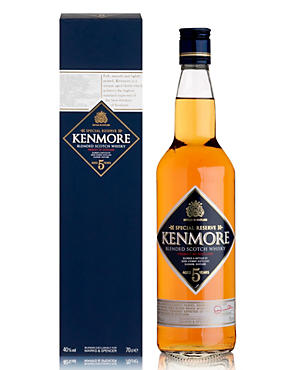 Kenmore 5 Year Old Blended Whisky - Single Bottle