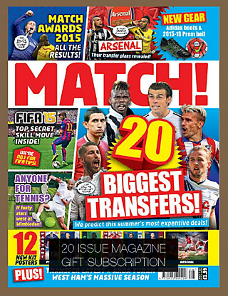 Match - Magazine Gift Subscription Home