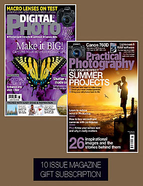 Photo Pack - Magazine Gift Subscription