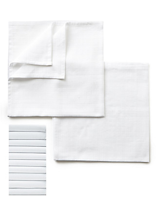 10 Pack Muslin Square Clothing