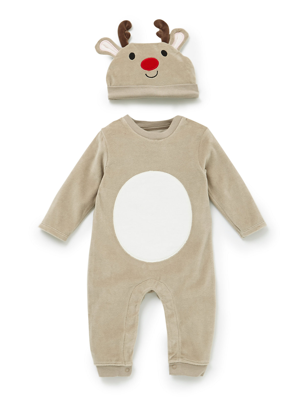Reindeer Onesie (M&S)