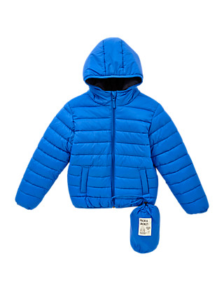 Packaway Jacket with Stormwear™ (5-14 Years) Clothing