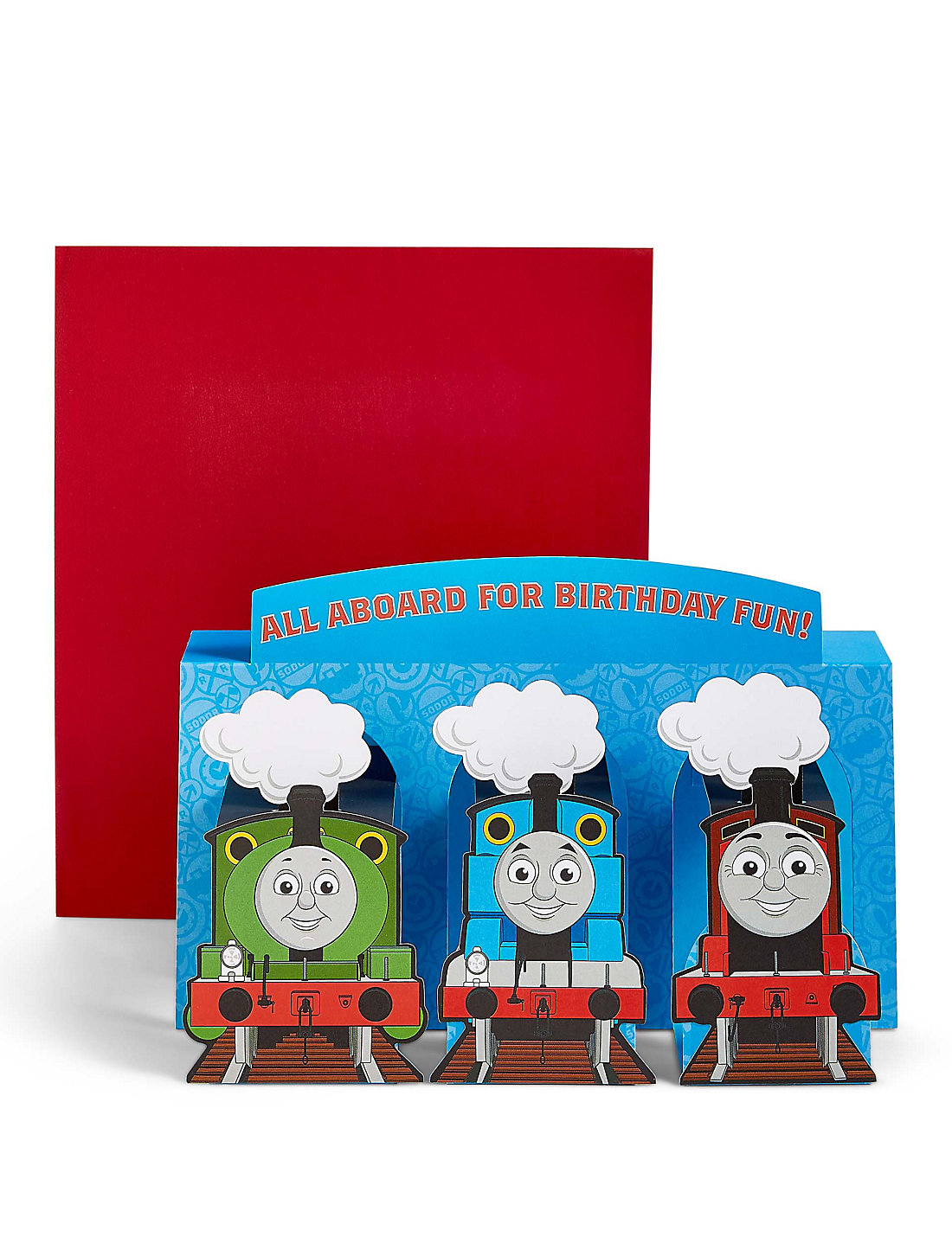 Kids cards birthday cards greeting cards for children ms pop up thomas friendstrade birthday card kristyandbryce Image collections