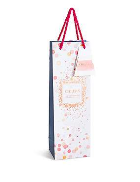 Gift boxes gift wrapping paper ribbons gift tags ms lets celebrate watercolour spot bottle bag negle Gallery