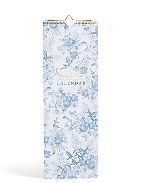 Edwardian Lady 2018 Slim Calendar, , catlanding