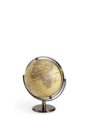 Petit globe terrestre, , catlanding