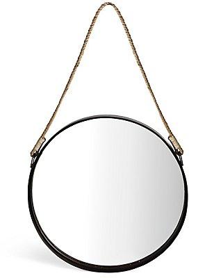 Runder Spiegel im Saloon-Design, , catlanding