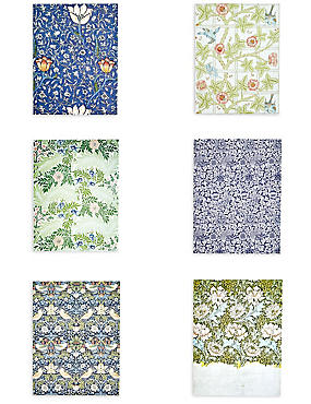 Lot de 6imprimés William Morris, , catlanding