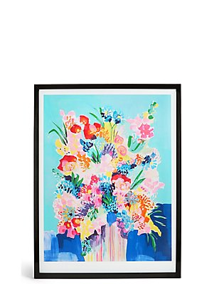 Blurred Bloom Wall Art, , catlanding