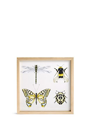 Multi Bug Wall Art, , catlanding