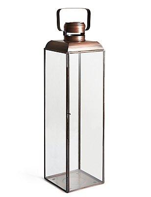 Lucia– Grande lanterne, CUIVRE, catlanding
