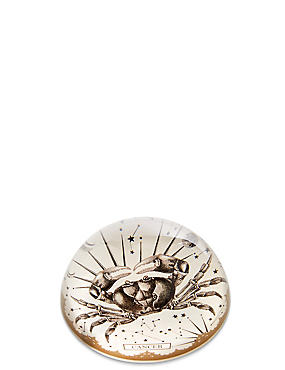Cancer Paperweight, , catlanding