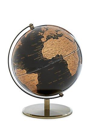 Globe terrestre en cuivre, , catlanding