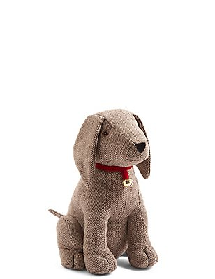 Ben the Dog Doorstop, , catlanding
