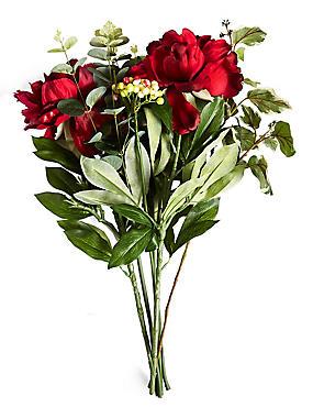 Winter Berry Bouquet, , catlanding
