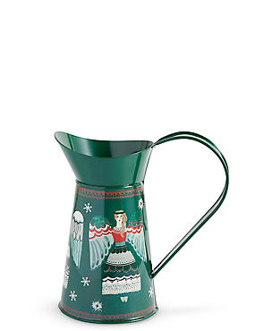 Green Angel Jug, , catlanding
