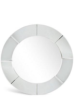 Panel Round Mirror, , catlanding