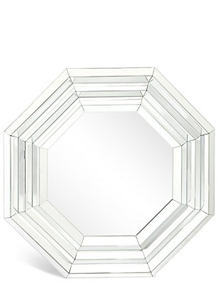 Achteckiger Spiegel, , catlanding