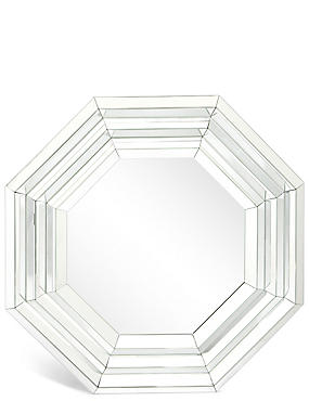 Miroir octogonal, , catlanding