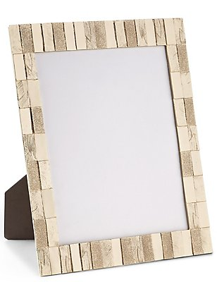 Brushed Tile Photo Frame 20 x 25cm (8 x 10inch), , catlanding