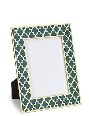 Cadre photo à motif tressé 12,5x17,5cm, , catlanding