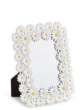 Daisy Photo Frame 10 x 15cm (4 x 6inch), , catlanding