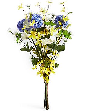 Blumenstrauß im Wiesendesign, , catlanding