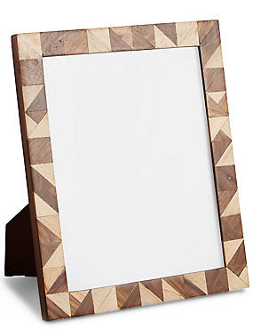 Conran Inlay Photo Frame 20 x 25cm (8 x 10inch), , catlanding