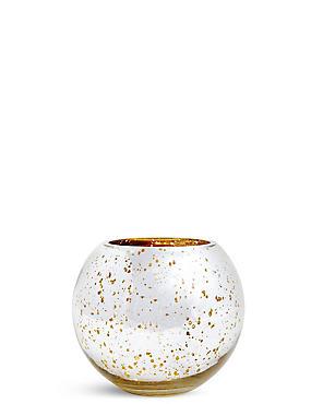 Vase bocal en verre mercure, , catlanding