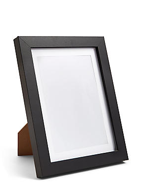 Photo Frame 13 x 18cm (5 x 7inch), BLACK, catlanding