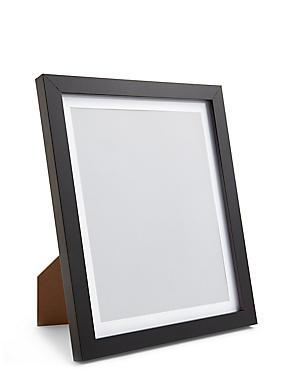 8x10 Photo Frame, BLACK, catlanding