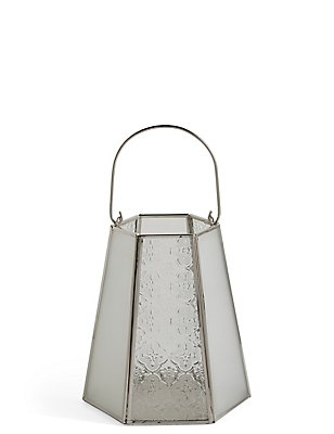 Decorative Large Hexagonal Lantern, , catlanding