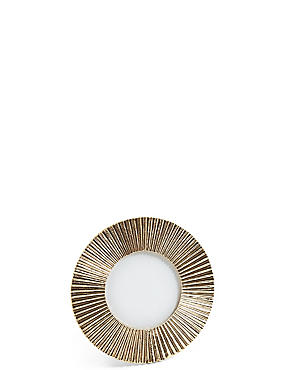 Round Circle Photo Frame 8 x 8cm (3 x 3inch), , catlanding