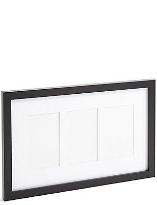 Dual Mount Photo Frame, BLACK, catlanding