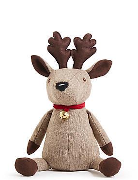 Reindeer Doorstop, , catlanding