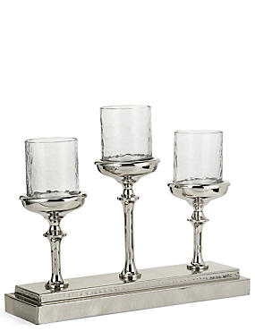 3porte-bougies piliers style manoir, , catlanding